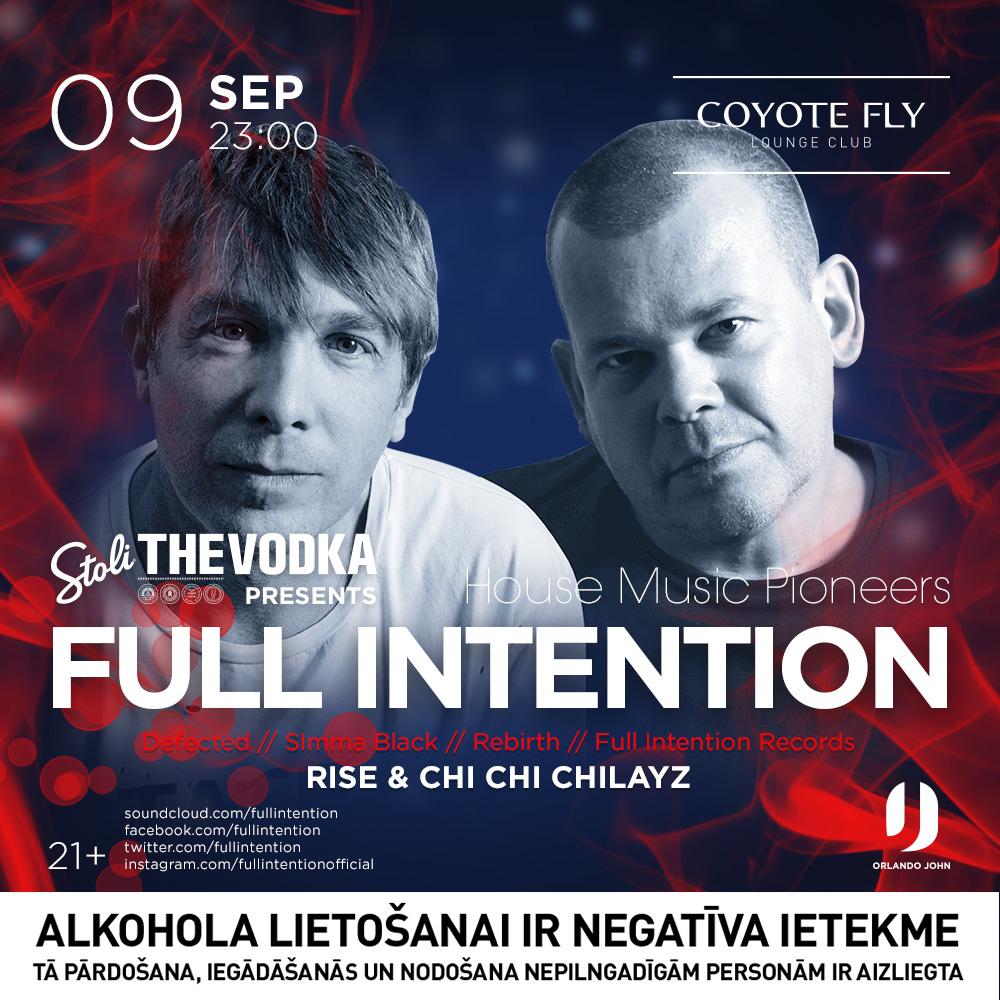 CF Full Intention alko