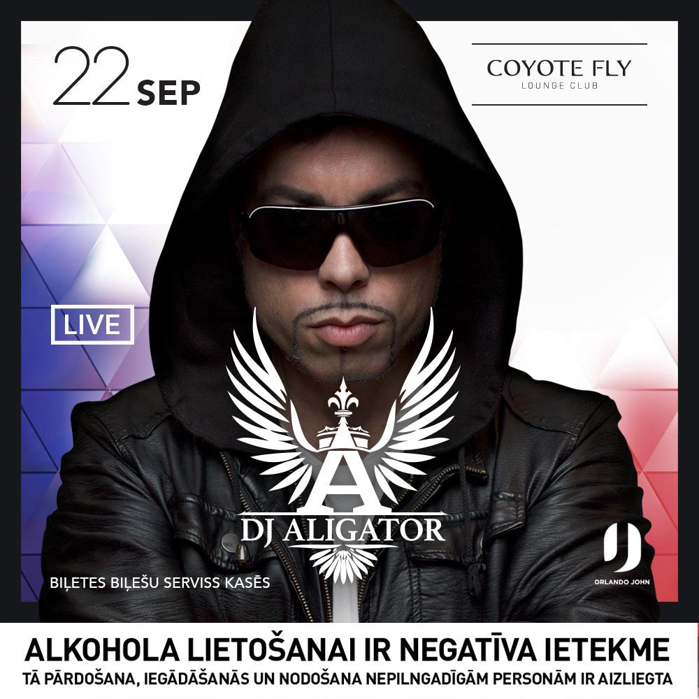 CF DJ Aligator FB Alko